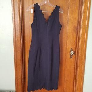*NEW* BANANA REPUBLIC Navy Blue Sheath Dress